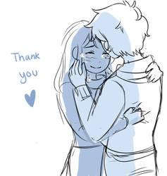 Thank You by bun-niii