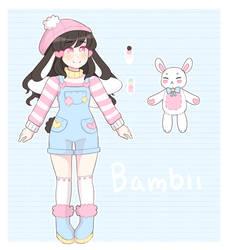 REF- bambii by bun-niii