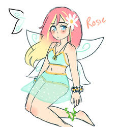 rosie fairy form