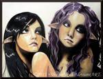 Yulia and Lena