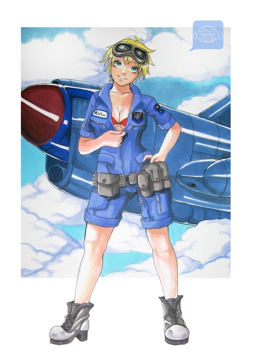 Maya Chihiro by ShugarSketch
