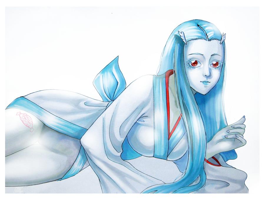 Yukionna by ShugarSketch