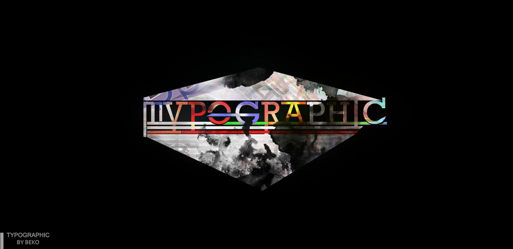 TYPOGRAPHIC by bakerGFXislamicDSner