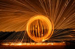 steel wool by bakerGFXislamicDSner