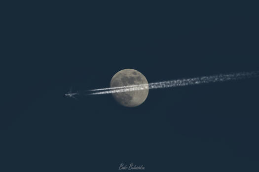 The Moon Journey !