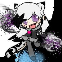 Ezra: chibi powers by ShiningLegacy