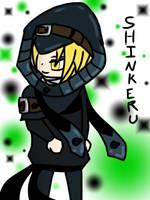 Shinkeru chibi mau by ShiningLegacy