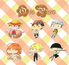 One Piece by Keimiu