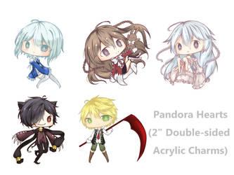 Pandora Hearts by Keimiu