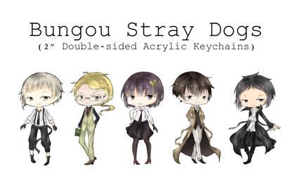 Bungou Stray Dogs by Keimiu
