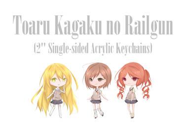 Railgun by Keimiu