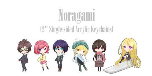 Noragami by Keimiu