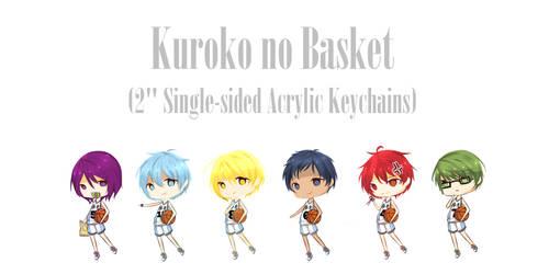Kuroko's Basketball by Keimiu