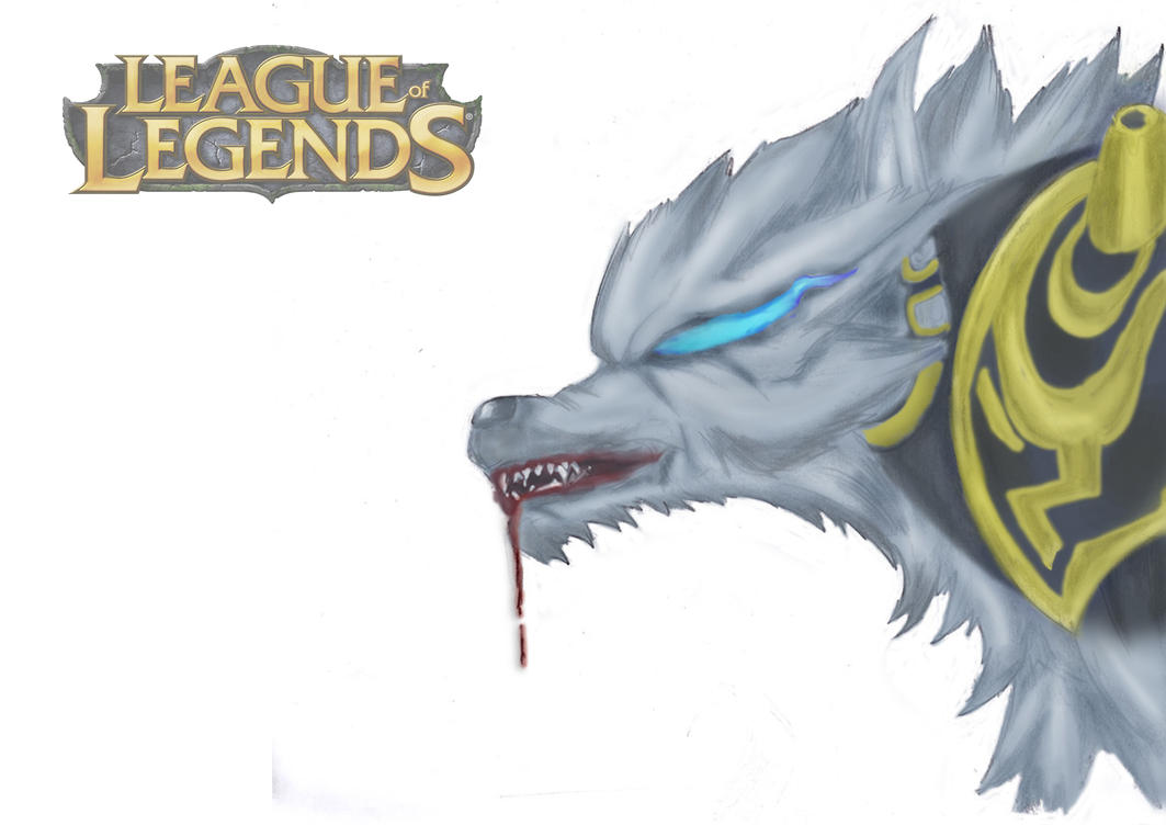 Warwick: League of Legends by Paranormal-Patricia