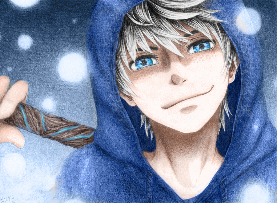 Jack Frost Guardian by Paranormal-Patricia