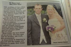 Wedding In Print