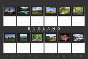 Calendar 2012 Inside Preview