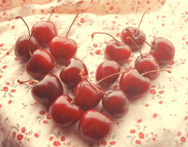 Day 163: Of Cherries and Things by Kaz-D