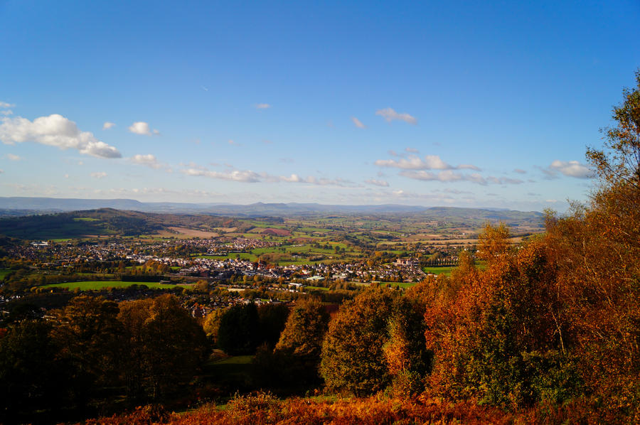 Day 302: The Kymin View by Kaz-D