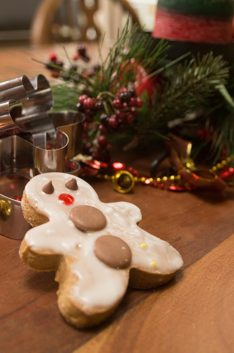 Day 358: Gingerbread Men by Kaz-D