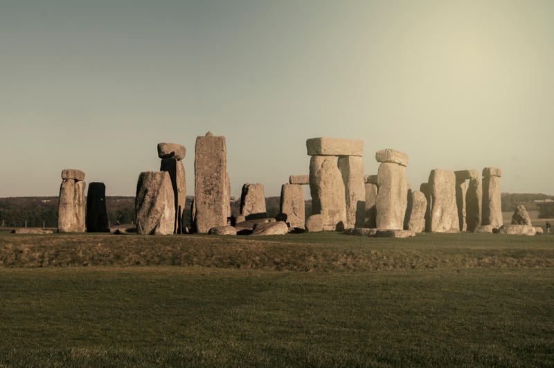 Day 368: (364) Stonehenge by Kaz-D