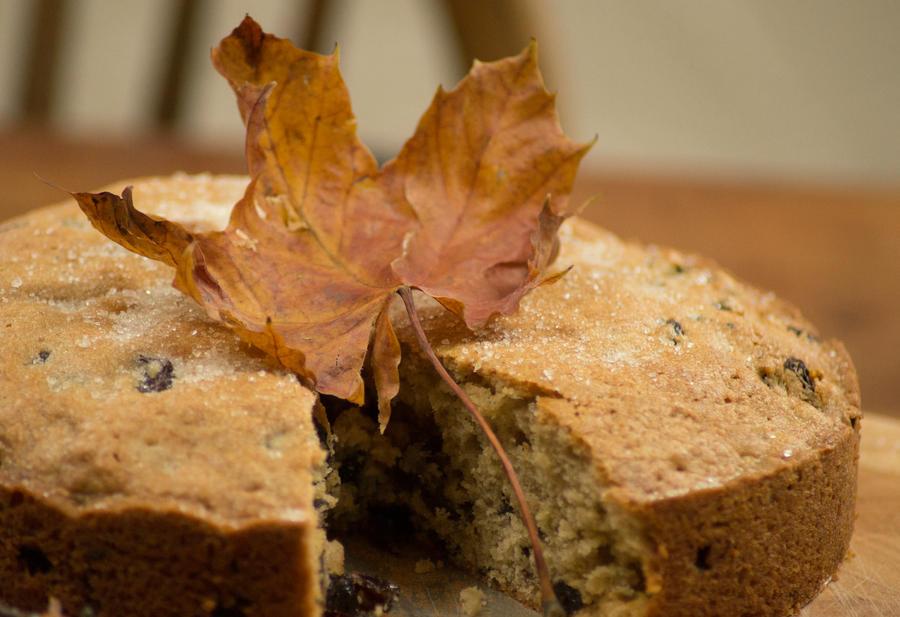 Autumn Cake by Kaz-D