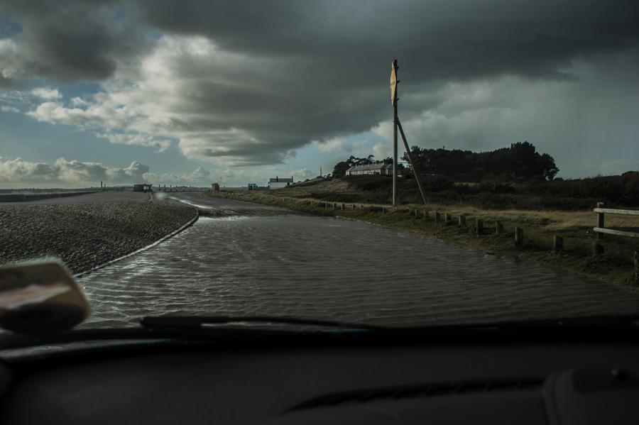 The Flood by Kaz-D