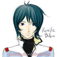 Zeta: Kamille Bidan by masao