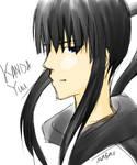 D.Gray-man: Kanda Yuu