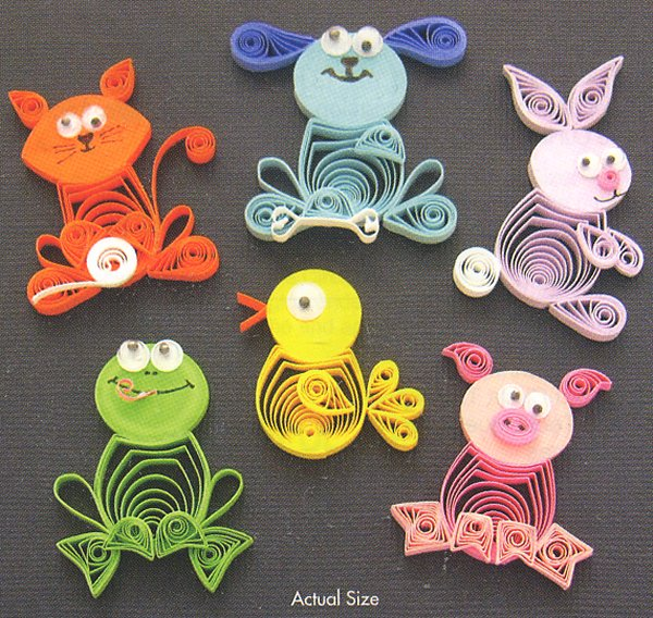 paper quilling patterns free downloads pdf
