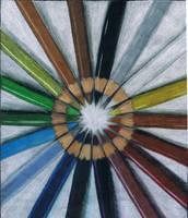 Colored Pencils by Nekochan33