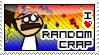 Random Crap Stamp