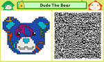 Pushmo Puzzle: Dude The Bear by Arbok-X