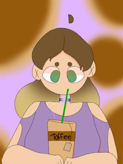 Toffee Bean by Eternaspirit263