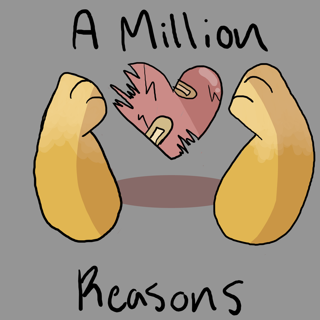 You're Giving Me A Million Reasons.... by Eternaspirit263
