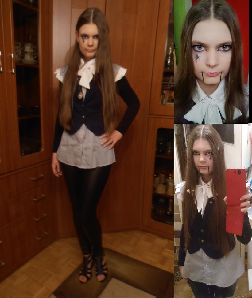Halloween doll by Wilczyca-97