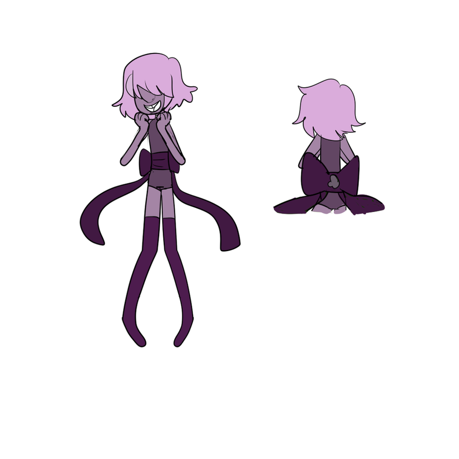 SU: Purple pearl by Steampoweredche