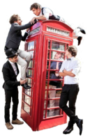 One Direction Take me Home PNG by fepaa