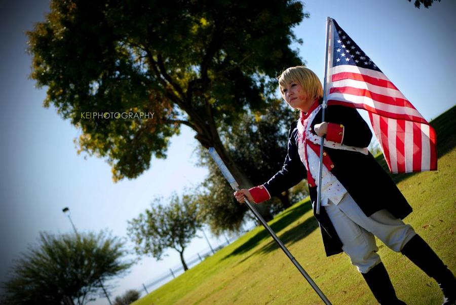 Revolutionary America 2 by JacksUnderTakers