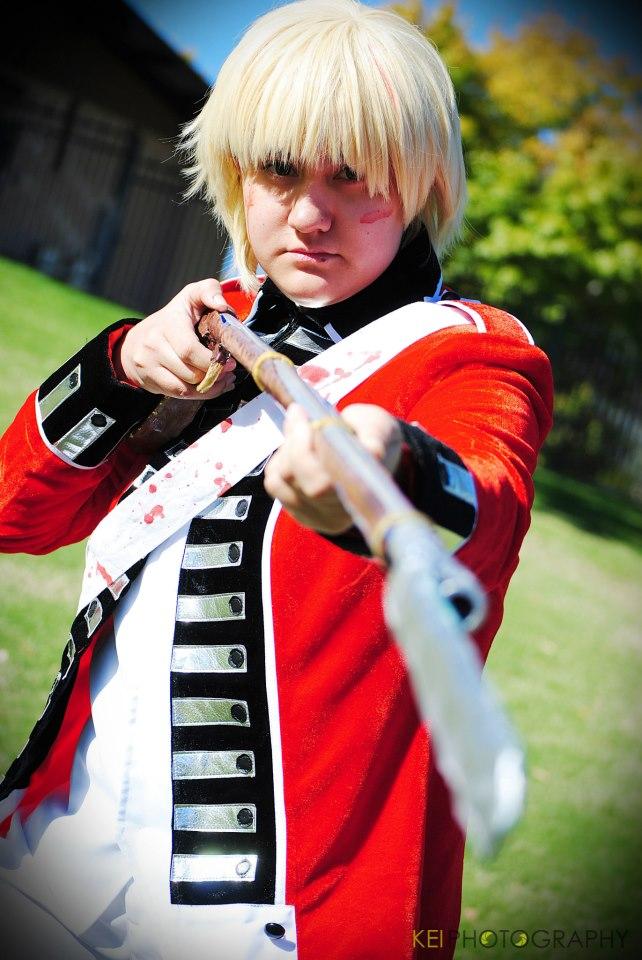 Revolutionary England by JacksUnderTakers