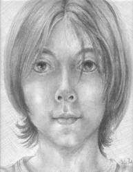 Portrait3 by TraditionalPu