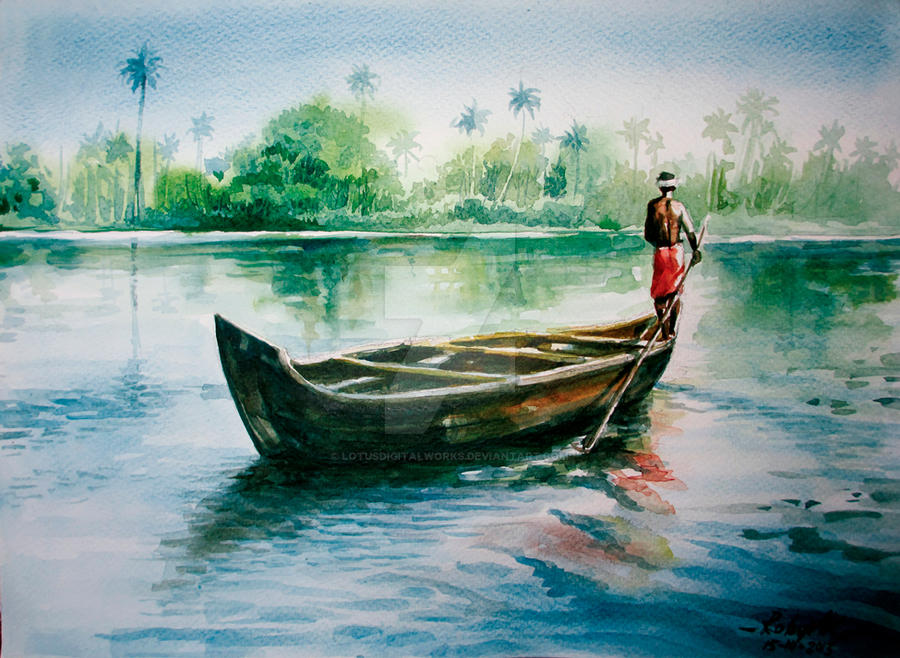Kerala Art Paintings