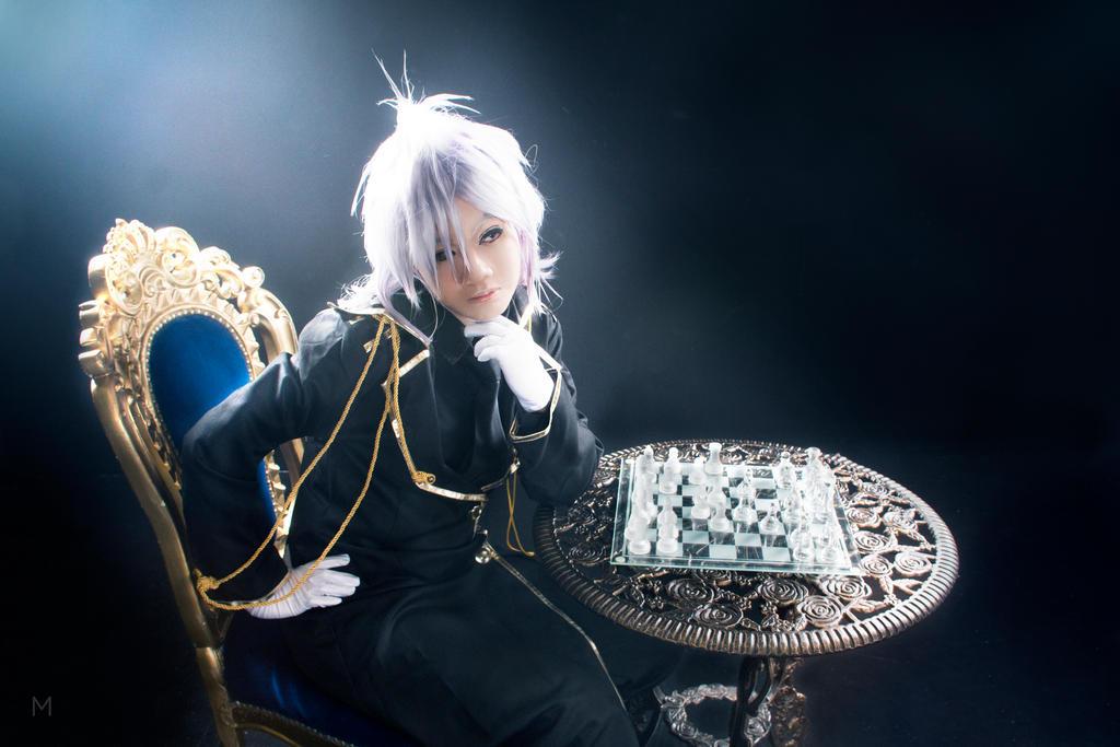 devil survivor 2 - the chessmaster by maria-neige