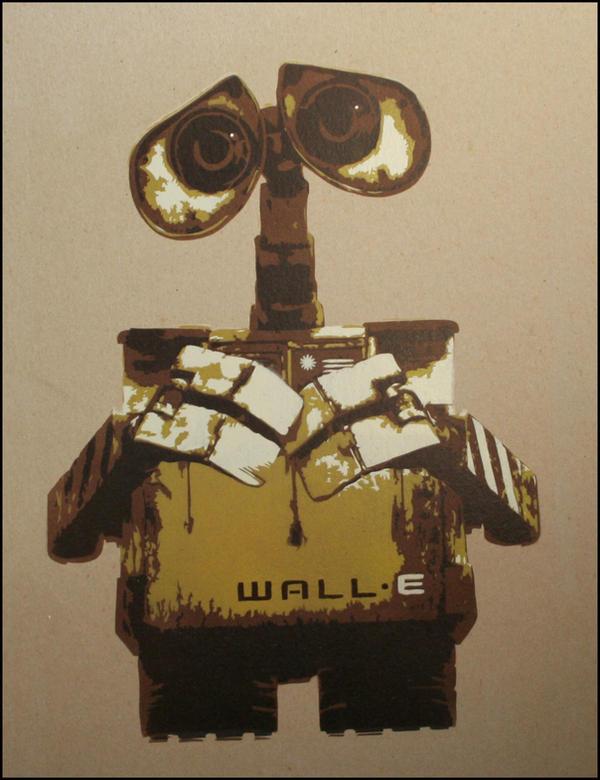 WALL-E by truemarmalade