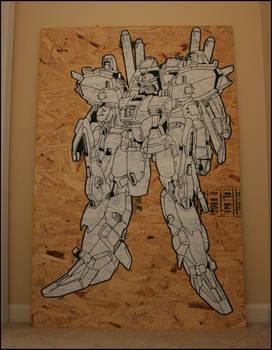Gundam Three