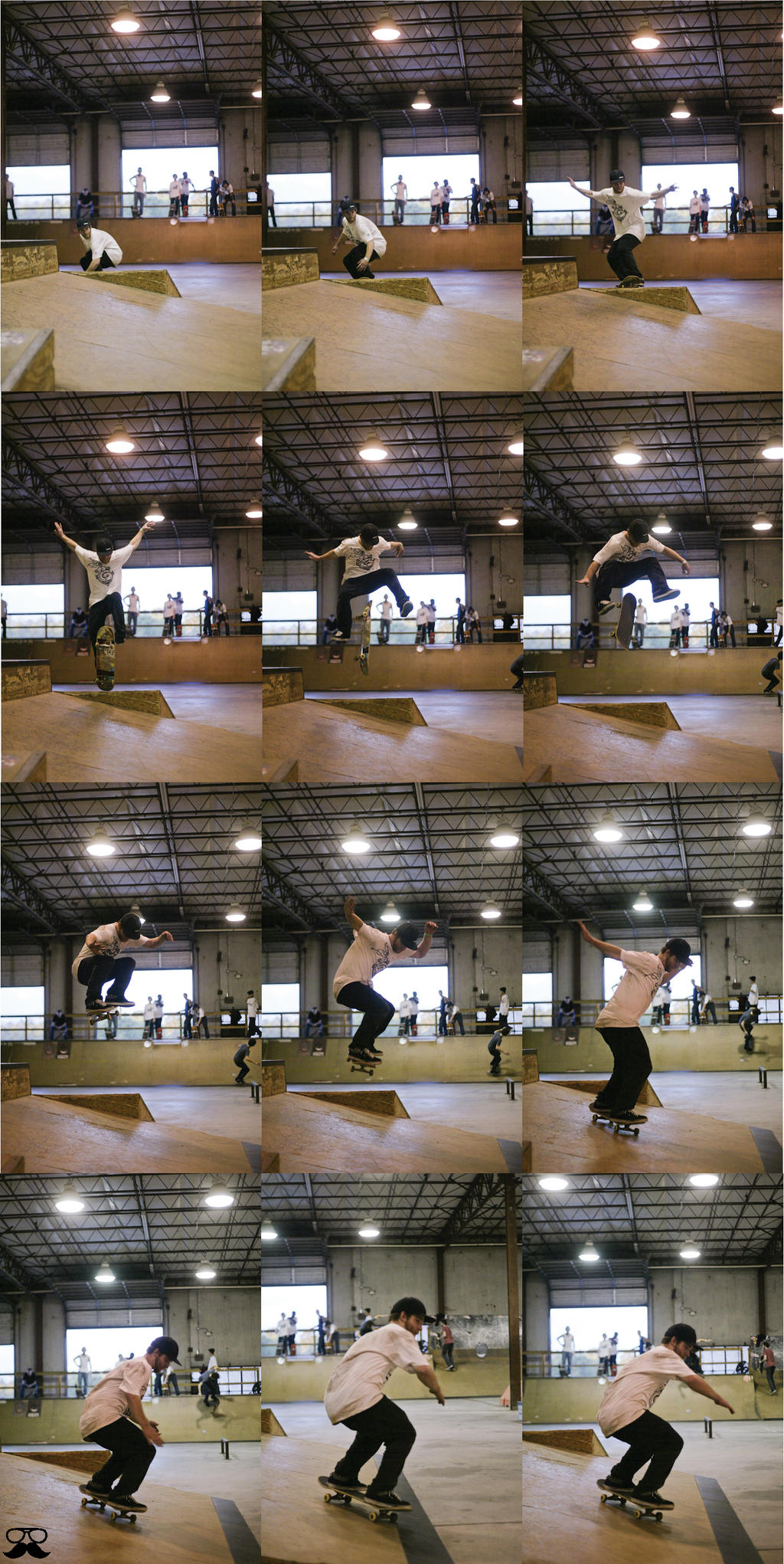 Justin Patton - fs flip by truemarmalade