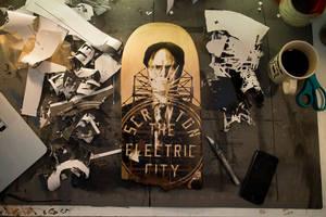Scranton The Electric City by truemarmalade