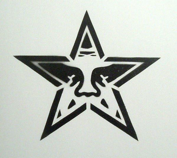OBEY STAR by truemarmalade on DeviantArt