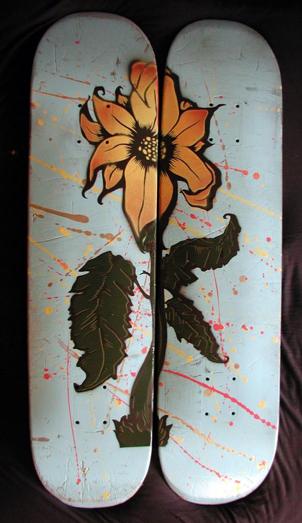 Flower Boards by truemarmalade