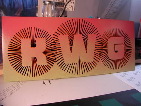 KWG spike logo